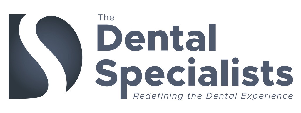 The Dental Specialists Dark Colored Logo