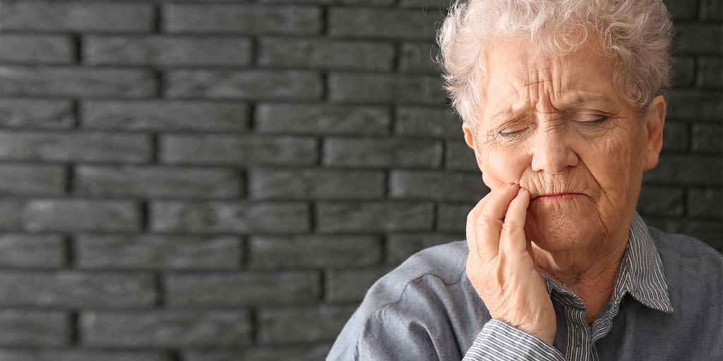 dentures patient